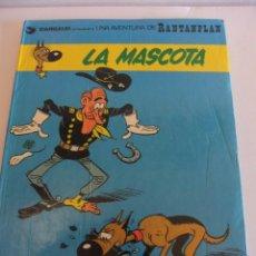 Cómics: UNA AVENTURA DE RANTANPLAN Nº 1 LA MASCOTA. Lote 88137028