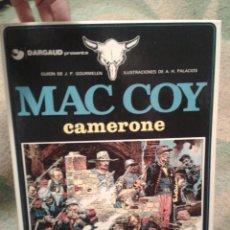 Cómics: MAC COY Nº 11- CAMERONE - GRIJALBO DARGAUD. Lote 88817351