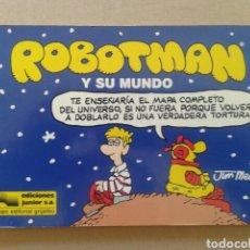 Cómics: ROBOTMAN N°5: Y SU MUNDO, DE JIM MEDDICK (EDICIONES JUNIOR / GRIJALBO, 1989). . Lote 89154276