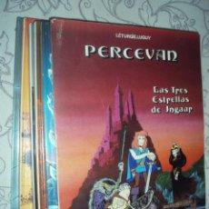 Cómics: LOTE 6 PRIMEROS NUMEROS PERCEVAN . Lote 89419648
