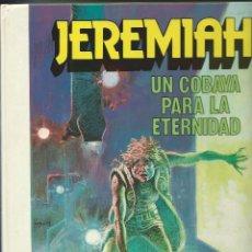 Cómics: JEREMIAH UN COBAYA PARA LA ETERNIDAD Nº 5. Lote 89633252