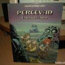 Cómics: PERCEVAN - Nº 4 - EL PAIS DE ASLOP - TAPA DURA - GRIJALBO. Lote 89672488