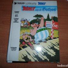 Cómics: ASTERIX APUD GOTHOS. ASTERIX Y LOS GODOS, EN LATÍN. AUT. GOSCINNY Y UDERZO. ED. DARGAUD AÑO 1978 . Lote 89848020