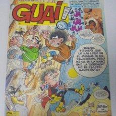 Cómics: TEBEO. GUAI. PUBLICACION SEMANAL. Nº 16. EDICIONES JUNIOR. PERFECTO ESTADO. Lote 90406514