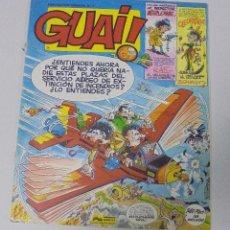 Cómics: TEBEO. GUAI. PUBLICACION SEMANAL. Nº 3. EDICIONES JUNIOR. PERFECTO ESTADO. Lote 90406864