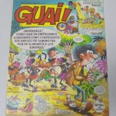 Cómics: TEBEO. GUAI. PUBLICACION SEMANAL. Nº 4. EDICIONES JUNIOR. PERFECTO ESTADO. Lote 90406899