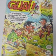Cómics: TEBEO. GUAI. PUBLICACION SEMANAL. Nº 5. EDICIONES JUNIOR. PERFECTO ESTADO. Lote 90406944