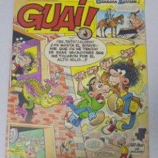 Cómics: TEBEO. GUAI. PUBLICACION SEMANAL. Nº 17. EDICIONES JUNIOR. PERFECTO ESTADO. Lote 90407039