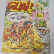 Cómics: TEBEO. GUAI. PUBLICACION SEMANAL. Nº 7. EDICIONES JUNIOR. PERFECTO ESTADO. Lote 90407209