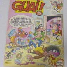 Cómics: TEBEO. GUAI. PUBLICACION SEMANAL. Nº 12. EDICIONES JUNIOR. PERFECTO ESTADO. Lote 90407339