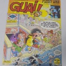 Cómics: TEBEO. GUAI. PUBLICACION SEMANAL. Nº 14. EDICIONES JUNIOR. PERFECTO ESTADO. Lote 90407474