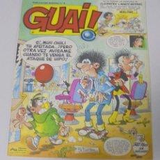 Cómics: TEBEO. GUAI. PUBLICACION SEMANAL. Nº 14. EDICIONES JUNIOR. PERFECTO ESTADO. Lote 90407594