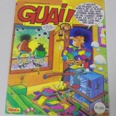 Cómics: TEBEO. GUAI. PUBLICACION SEMANAL. Nº 116. EDICIONES JUNIOR. PERFECTO ESTADO. Lote 90407689