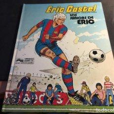 Cómics: ERIC CASTEL Nº 1. LOS JUNIORS DE ERIC (GIRJALBO JUNIOR) TAPA DURA 1979 PRIMERA EDICION (C6). Lote 90915765