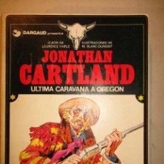 Cómics: COLECCION COMPLETA-JONATHAN CARTLAND-GRIJALBO-DARGAUD-BLANC DUMONT. Lote 91239445