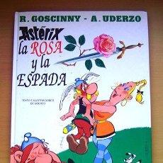 Cómics: ASTERIX. LA ROSA Y LA ESPADA .NUMERO 29 . EDICIONES JUNIOR . 1991. TAPA DURA. Lote 91290640