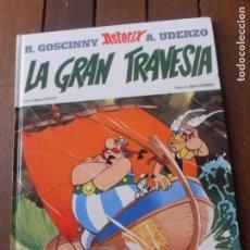 Cómics: ASTERIX Nº 22 -LA GRAN TRAVESIA . SALVAT. Lote 91544135