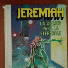 Cómics: JEREMIAH 5 UN COBAYA PARA LA ETERNIDAD. EDICIONES JUNIOR GRIJALBO. Lote 91624980
