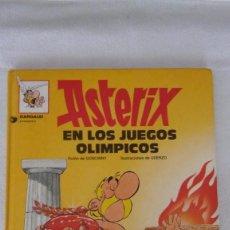 Cómics: ASTERIX EN LOS JUEGOS OLIMPICOS . Lote 91716820