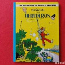 Cómics: SPIROU Y LOS HEREDEROS. Nº 4. C-12C. Lote 260605815