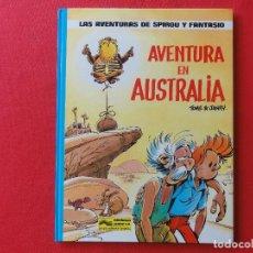 Fumetti: LAS AVENTURAS DE SPIROU Y FANTASIO. Nº 20. AVENTURA EN AUSTRALIA. GRIJALBO C-12C. Lote 91939095