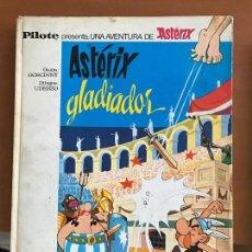Cómics: ASTRIX GLADIADOR PILOTE AÑO 1968 MUY BUEN ESTADO. Lote 91949300