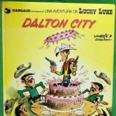 Cómics: LUCKY LUKE - DALTON CITY (GRIJALBO - DARGAUD) - AÑO 1986. Lote 92009300