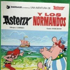 Cómics: ASTERIX Y LOS NORMANDOS (GRIJALBO - DARGAUD) - AÑO 1985. Lote 92031105