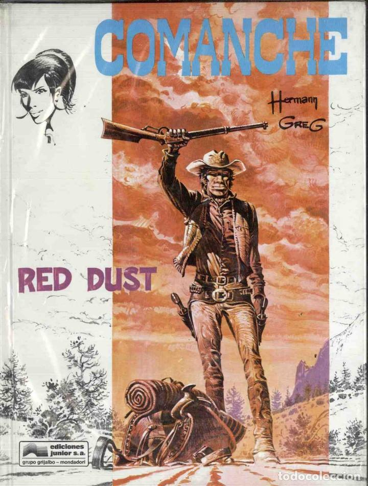 RED DUST (Tebeos y Comics - Grijalbo - Comanche)