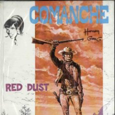 Cómics: RED DUST. Lote 92054600