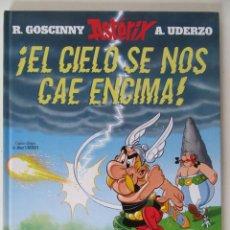 ASTERIX - ¡EL CIELO SE NOS CAE ENCIMA! - SALVAT - TAPA DURA - MUY BUENO