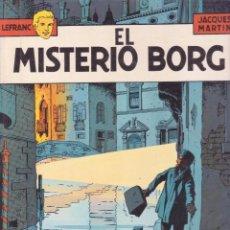 Fumetti: EL MISTERIO BORG. Lote 92103020