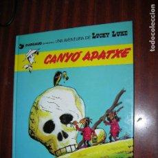 Cómics: F1 LUCKY LUKE CANYO APATXE EN CATALAN EN PERFECTO ESTADO. Lote 92137715