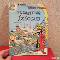 Cómics: COMIC TEBEO DARGAUD GRIJALBO LAS AVENTURAS DEL CALIFA HARRON EL GRAN VISIR IZNOGOUD 1982 Nº 8. Lote 92142745