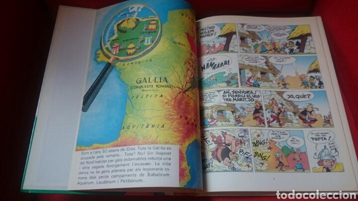 Cómics: ASTERIX - LA ROSA I LESPASA CATALÀ - Foto 3 - 92334734