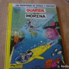 Cómics: SPIROU Y FANTASIO. LA GUARIDA DE LA MORENA. 1982 . MUY BIEN CONSERVADO.. Lote 92363635