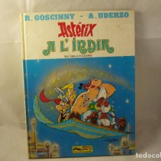 Cómics: ASTERIX A L'INDIA - EDITORIAL GRIJALBO 1987-(EN CATALA) TAPA DURA. Lote 92700985