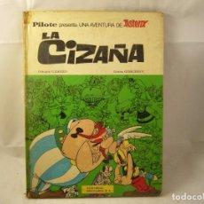 Cómics: ASTERIX DE PILOTE BRUGUERA LA CIZAÑA. Lote 92701825