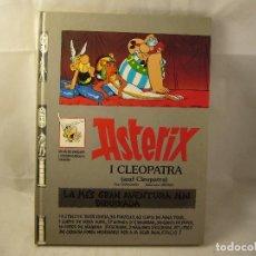 Cómics: ASTERIX I CLEOPATRA. INGLES Y CATALAN. Lote 92702775