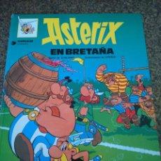 Cómics: ASTERIX EN BRETAÑA -- GOSCINNY & UDERZO -- GRIJALBO / DARGAUD - 1992 -- TAPA DURA --. Lote 92819575