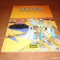Cómics: PERCEVAN Nº 5 EL ARENARL DE EL JERADA, GRIJALBO 1987 TAPA DURA. Lote 92822580