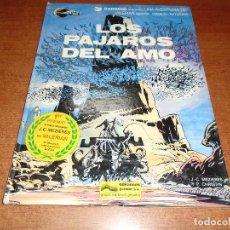 Cómics: VALERIAN Nº 4 LOS PÁJAROS DEL AMO 1979 TAPA DURA. Lote 92822855