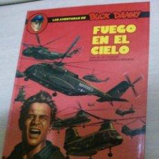 Comics : COMIC FUEGO EN EL CIELO LAS AVENTURAS DE BUCK DANNY NUMERO 43. Lote 92851365