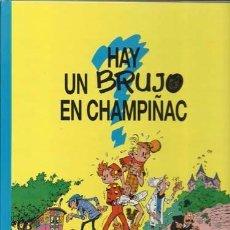 Cómics: SPIRU Y FANTASIO 1: HAY UN BRUJO EN CHAMPIÑAC, 1993, IMPECABLE. Lote 92881395