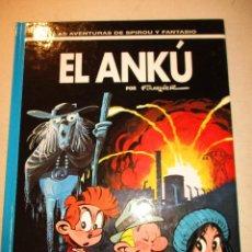Cómics: SPIROU Y FANTASIO-EL ANKU - Nº39-FOURNIER-ED.JUNIOR/GRIJALBO. Lote 101313620