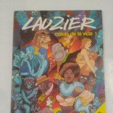 Cómics: LAUZIER Nº 1. COSAS DE LA VIDA. GRIJALBO / DARGAUD. TDKC24. Lote 92991285