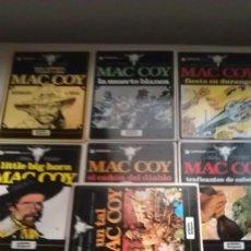 Cómics: MAC COY - LOTE 10 PRIMEROS NUMEROS. Lote 109480500