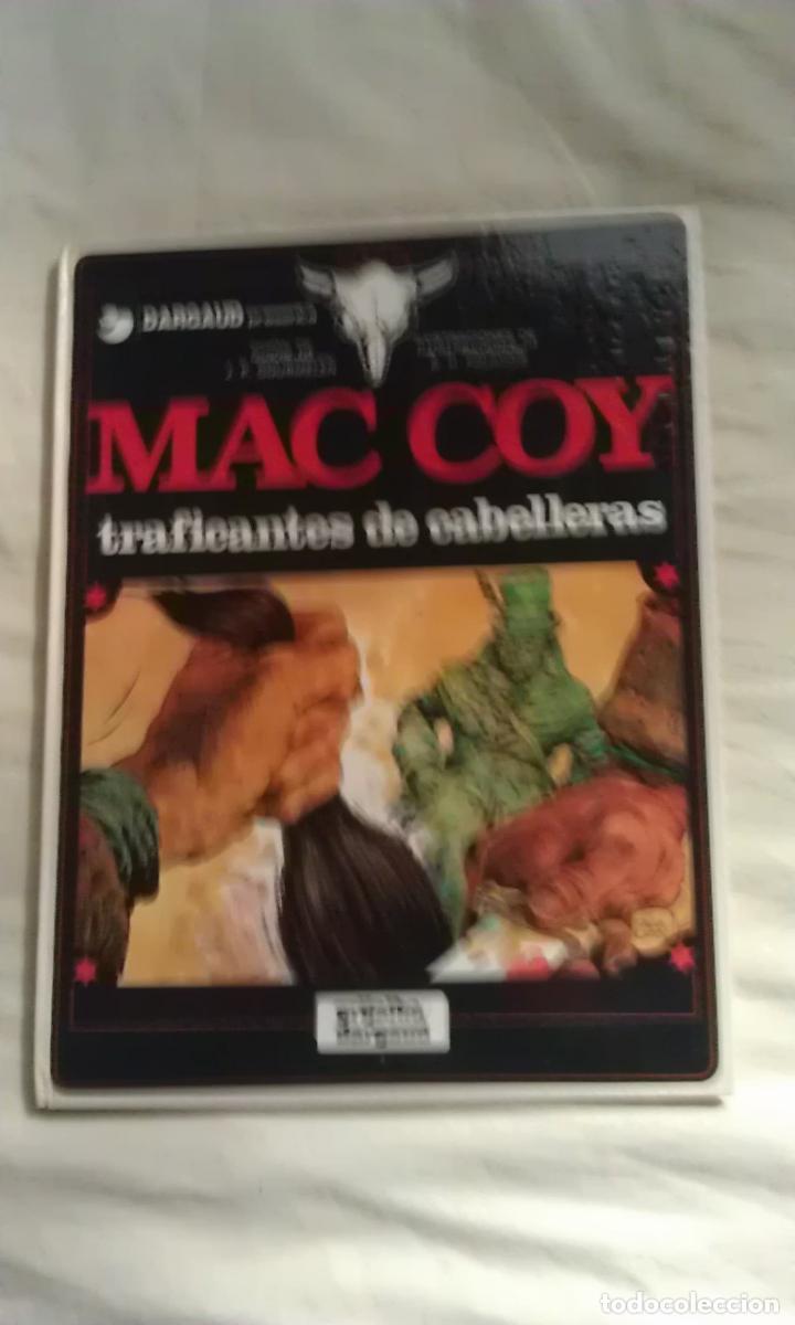 Cómics: MAC COY - LOTE 10 PRIMEROS NUMEROS - Foto 2 - 109480500