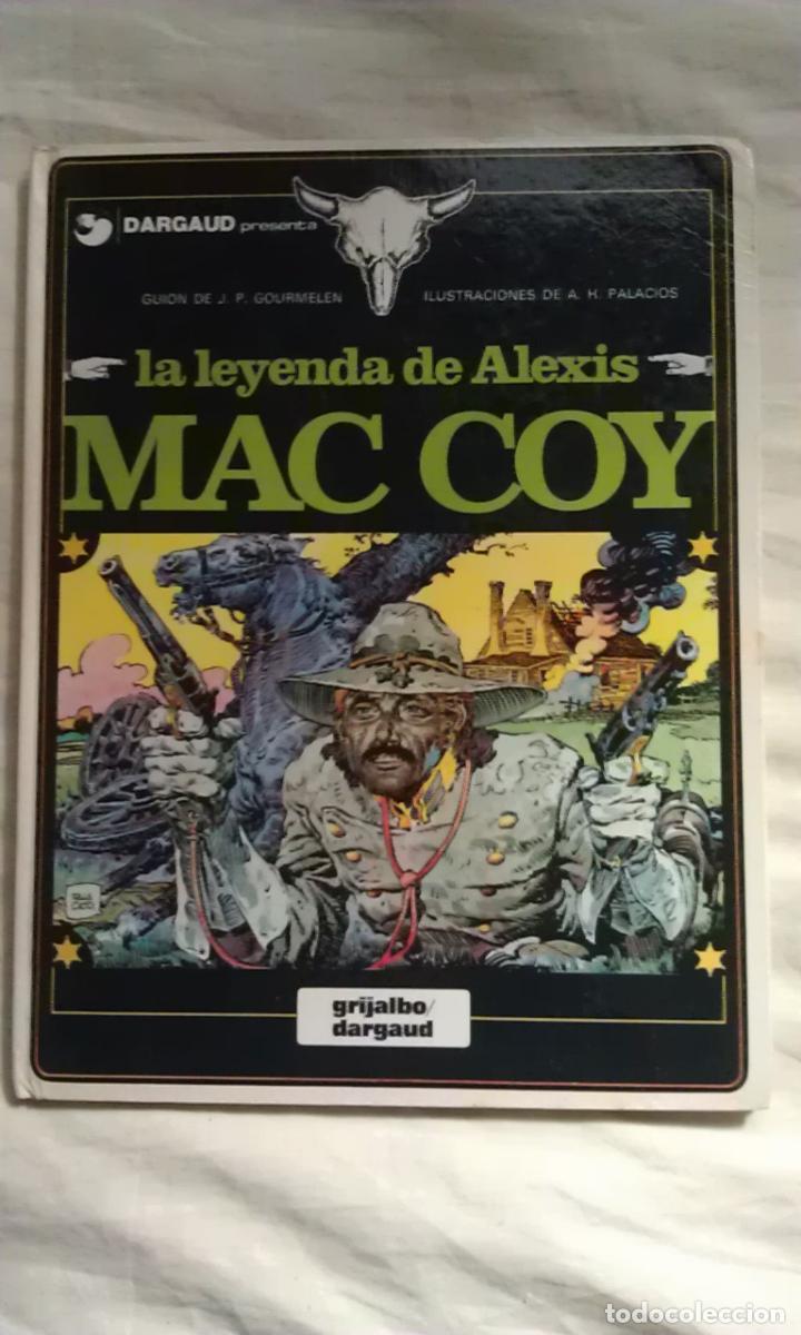 Cómics: MAC COY - LOTE 10 PRIMEROS NUMEROS - Foto 3 - 109480500
