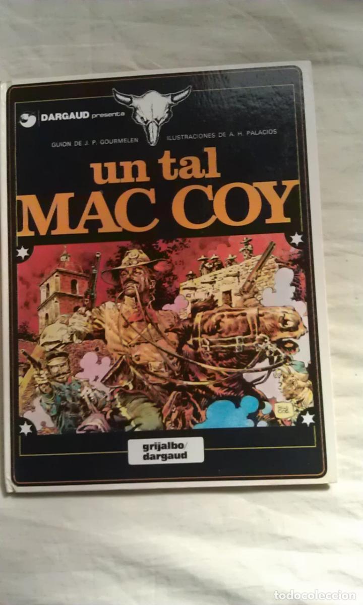 Cómics: MAC COY - LOTE 10 PRIMEROS NUMEROS - Foto 4 - 109480500